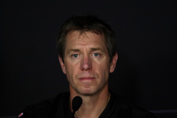 Tim Goss appointed Vodafone McLaren Mercedes Technical Director