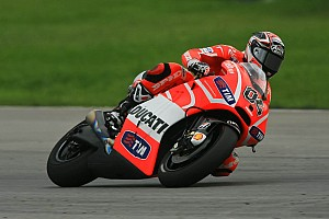 Ducati leaves Sepang with data gathered over the test days in Malaysia