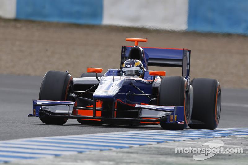 Coletti very quick in Jerez