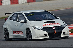 WTCC Breaking news Honda Racing Team JAS ready to take on the world