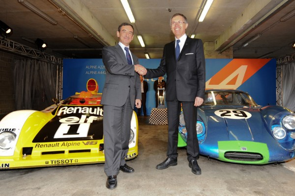 The ACO pleased to see Alpine name return to Le Mans