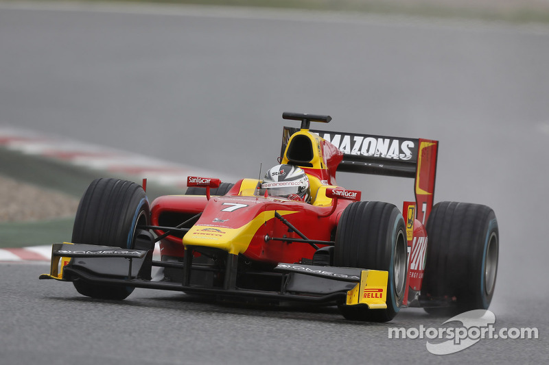 Racing Engineering complete pre-season testing at Barcelona