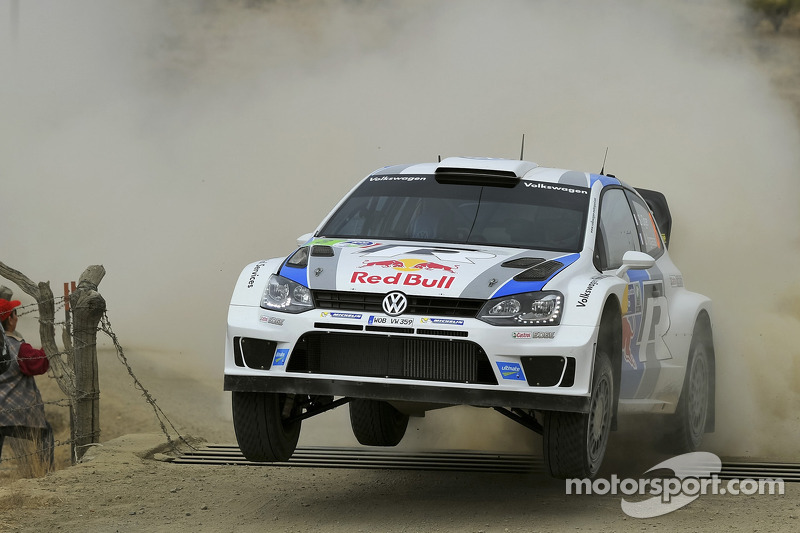 Ogier in command on third day of Rally Mexico