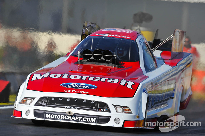 Tasca ready for round win 100 heading into Gatornationals