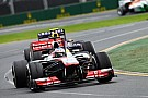 McLaren could revert to 2012 car 