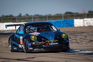 ALMS Race report Stanton's bid for Sebring victory comes to a stop in final hour of the race