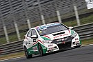 Tarquini fifth fastest in qualifying at Monza