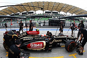'No superstars at Lotus' - boss Boullier