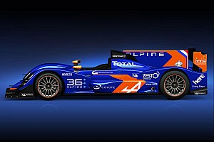 Nelson Panciatici will race in Alpine N° 36