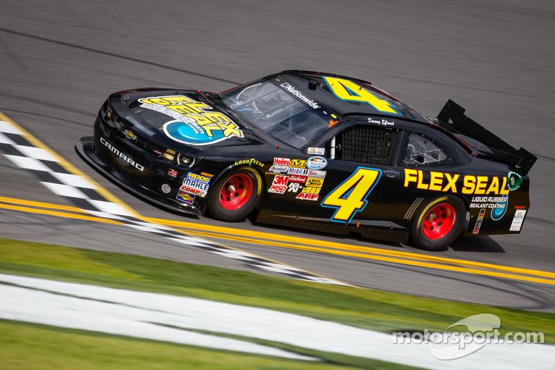 JD Motorsports and driver Danny Efland part ways