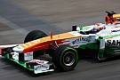 Snubbed di Resta happy to be beating McLaren 