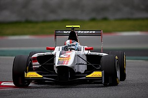 GP3 Testing report Regalia finishes in good shape tests at Silverstone