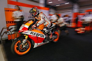 MotoGP Qualifying report Repsol Honda duo settles for third and sixth on the Qatar grid