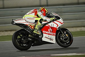 MotoGP Race report Top ten for Pramac Racing Team in GP of Qatar