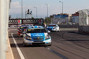 WTCC Race report Another weekend of winning for Bamboo Engineering in Marrakech