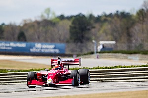 Indy Lights Race report Dempsey delivers sixth place finish at Barber Motorsports Park