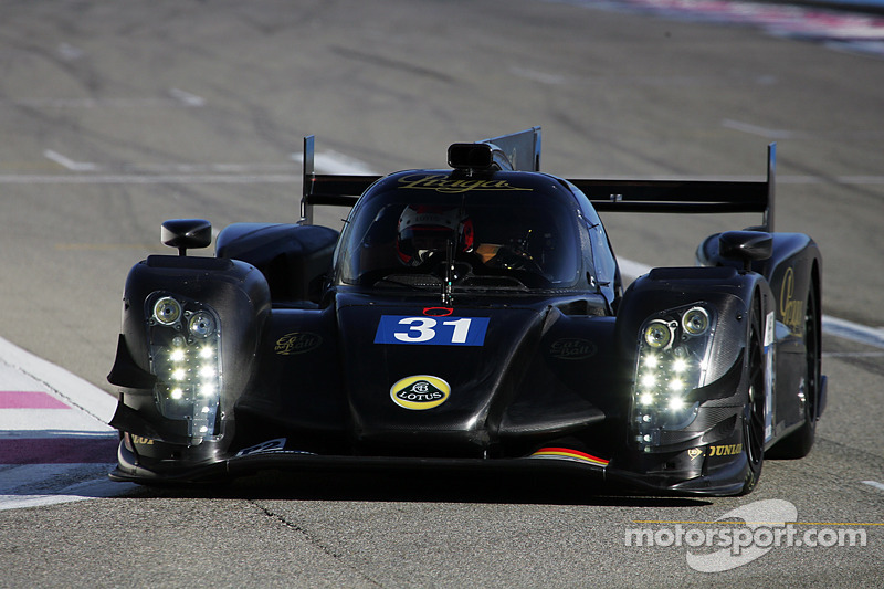 Lotus Praga LMP2 is ready for the 6 Hours of Silverstone