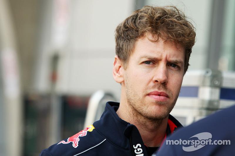 Feisty Vettel says Webber deserved to lose