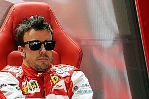 Formula 1 Breaking news Massa's form not worrying sarcastic Alonso