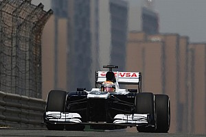 Formula 1 Qualifying report Williams F1 Team aiming to deliver better performance at tomorrow's race