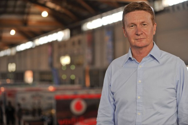 David Malone steps down as CEO of V8 Supercars