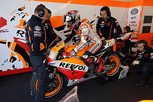 MotoGP Practice report Bridgestone: Marquez tops Friday practice in Texas