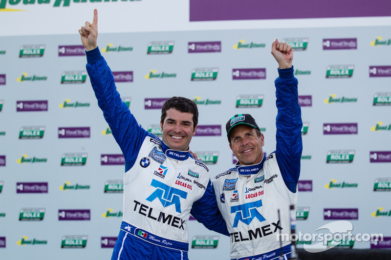 Pruett and Rojas win Grand Prix of Atlanta