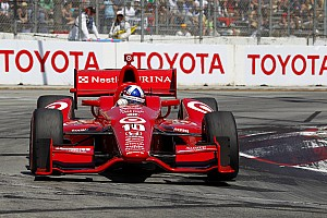 Franchitti fourth, Dixon 11th at Grand Prix of Long Beach