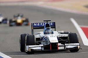 GP2 Race report Tough weekend for Barwa Addax team in Bahrain