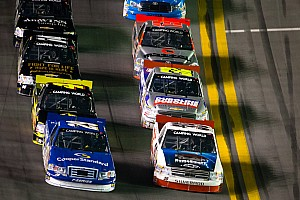 NASCAR Truck Race report Kansas 250 was good for Blaney and hopeful for Logano