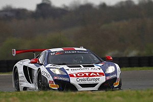 Blancpain Sprint Race report Just short of the podium in Zolder - Sebastien Loeb Racing