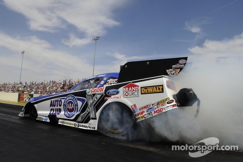 JFR Funny Cars impress on Friday qualifying at SpringNationals in Baytown