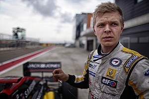 Formula 3.5 Race report Magnussen reigns in Spain