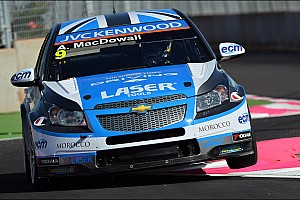 WTCC Qualifying report MacDowall takes Independent pole in Slovakia