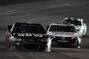 NASCAR Sprint Cup Race report 'Wrong sequence at the end' for Kurt Busch at Richmond