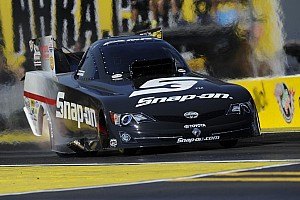 NHRA Race report C. Pedregon, Vandergriff Jr.,Line and Arana Jr. race to victories at SpringNationals in Baytown