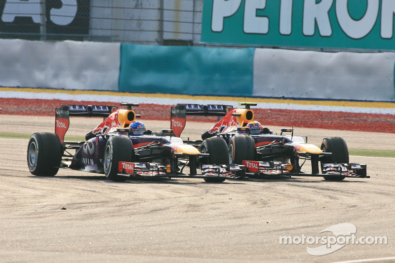 Webber can race Vettel 'freely' in 2013 - Mateschitz