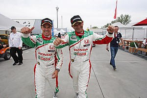 WTCC Race report First podium of the season for Monteiro in Slovakia