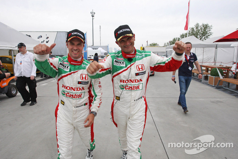 First podium of the season for Monteiro in Slovakia