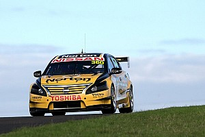 Supercars Breaking news Nissan Motorsport completes its 2013 endurance driver squad