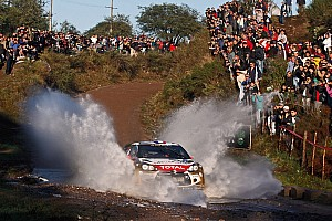 WRC Race report Loeb and Citroen remain unbeaten in Argentina