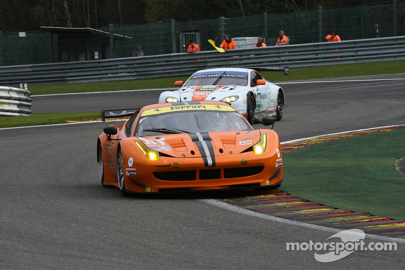 8Star Motorsports claims historic first victory at Spa