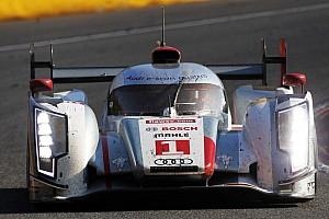Le Mans Breaking news Audi and Ferrari lay down a marker before the 2013 Le Mans 24 Hours