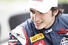 Sainz Jr set for Toro Rosso test
