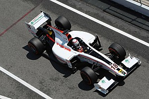 GP2 Race report Perfect victory in Barcelona's sprint race for Stefano Coletti