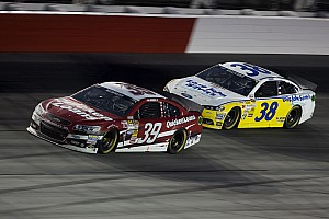 Newman 'engineers' 10th-place run at Darlington