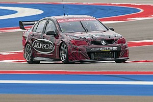 V8 Supercars Breaking news Aussies arrive in Austin for V8 Supercars USA debut