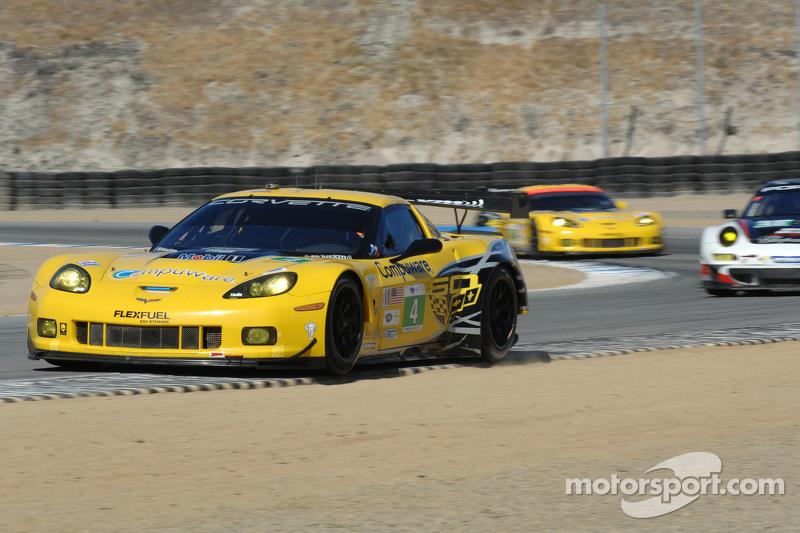Gear shift problem prevents Laguna victory repeat for Gavin