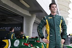 Le Mans Breaking news Zugel will miss 24 Hours of Le Mans, Greaves names Caterham's Rossi