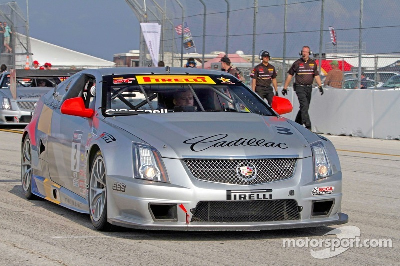 O'Connell and Aschenbach score Pirelli World Challenge GT, GTS poles at COTA